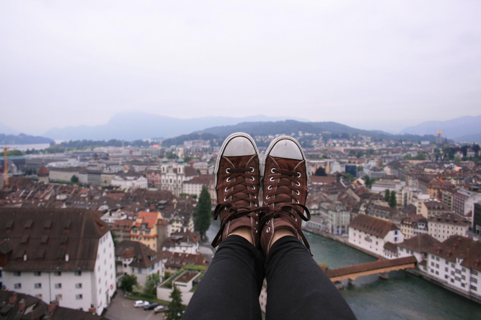 Ich steht auf Luzern