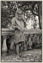 Ich traf ihn in Kolkata ....