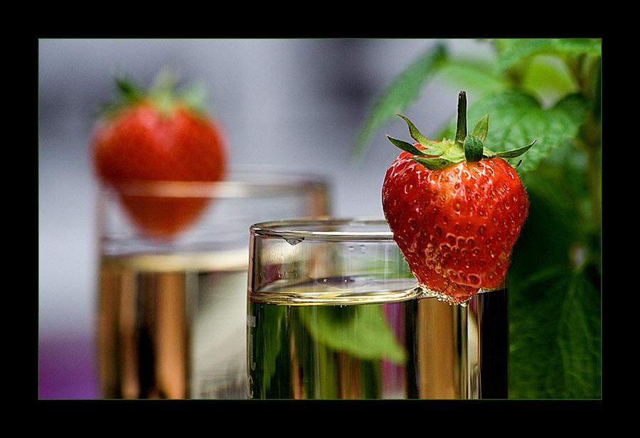 ich trink auf dein Wohl Cherie :-)