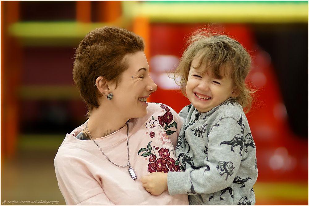 Ich und mein Kleiner :-)