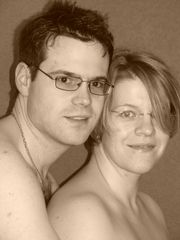 Ich und meine Frau