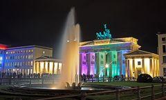 ich war auch in berlin und habe das festival of light angeguckt