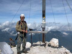 Ich war da mal oben - auf der Alpspitze