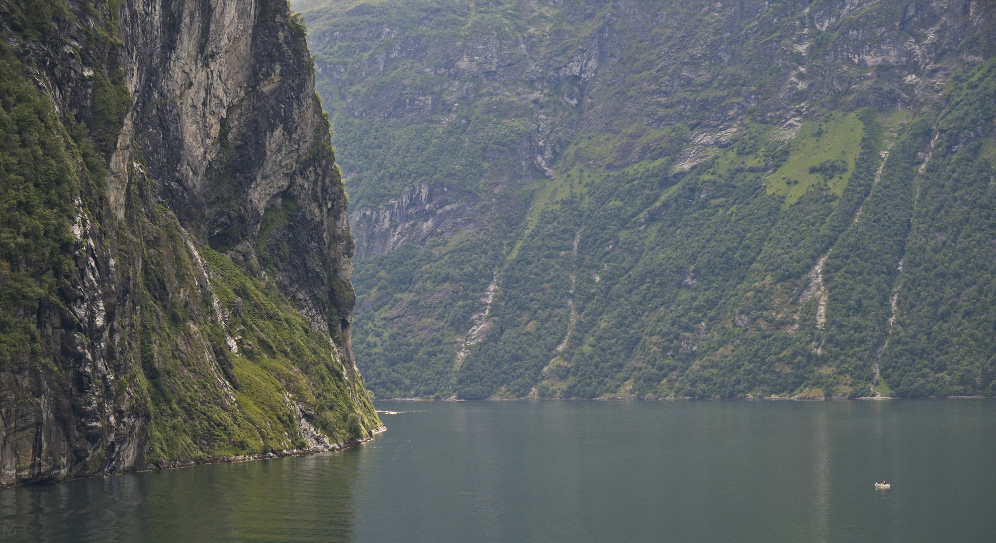 Ich war mal kurz Fjord ;-)