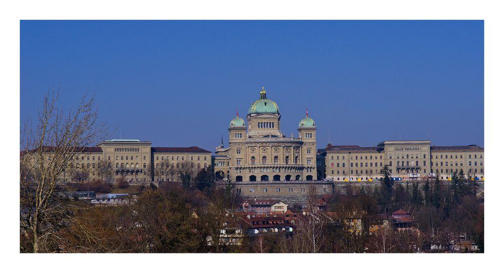 Ich war wieder einmal in Bern