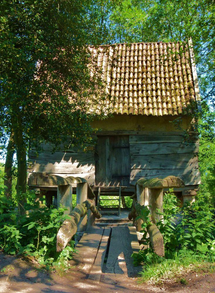 Ich Weiß Ein Haus Am See Foto Bild Landschaft Wege Und Pfade