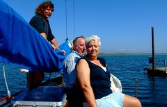 °°° Ich will an die Ostsee °°° Drei Landratten auf hoher See °°°