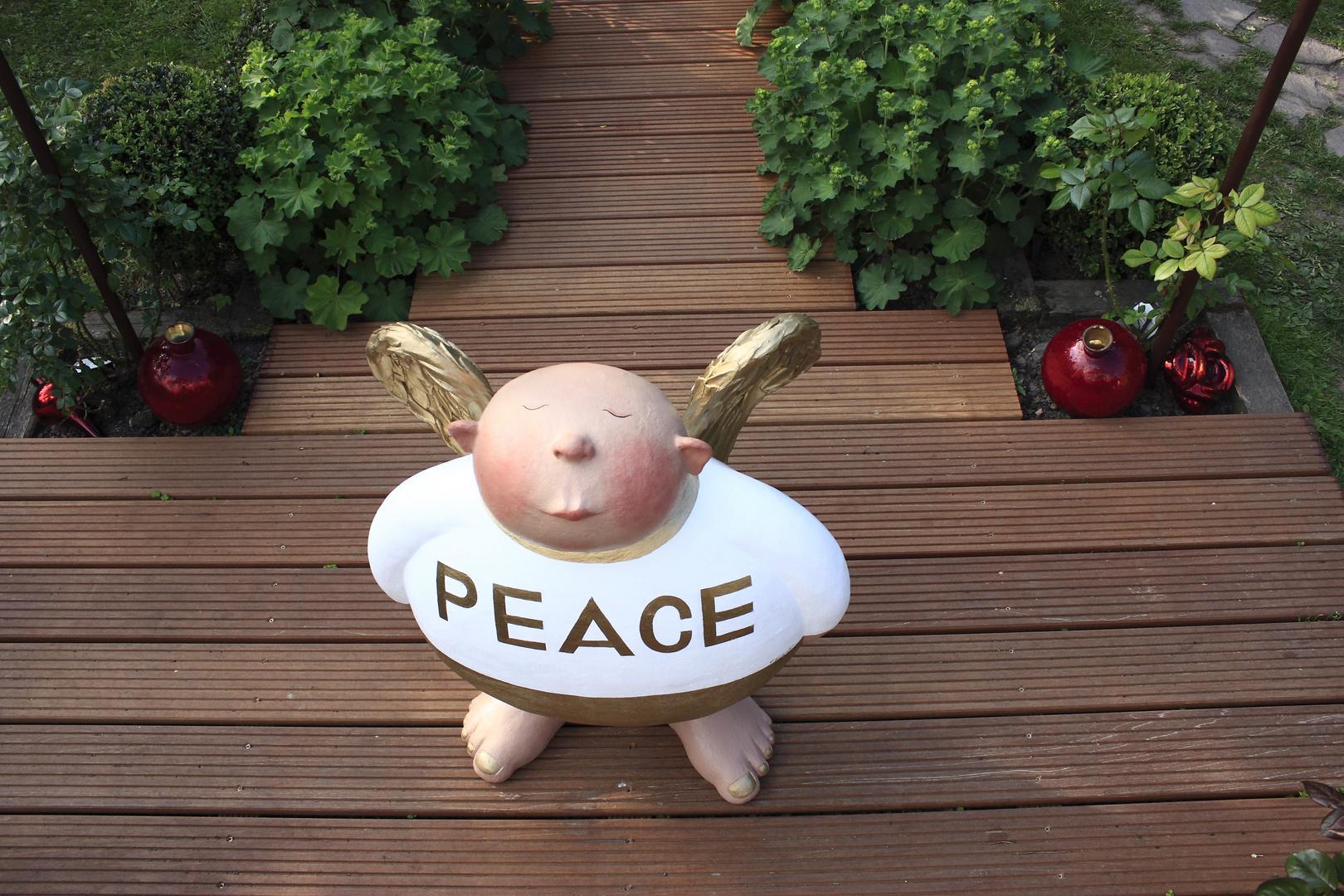 Ich will doch nur den Weltfrieden