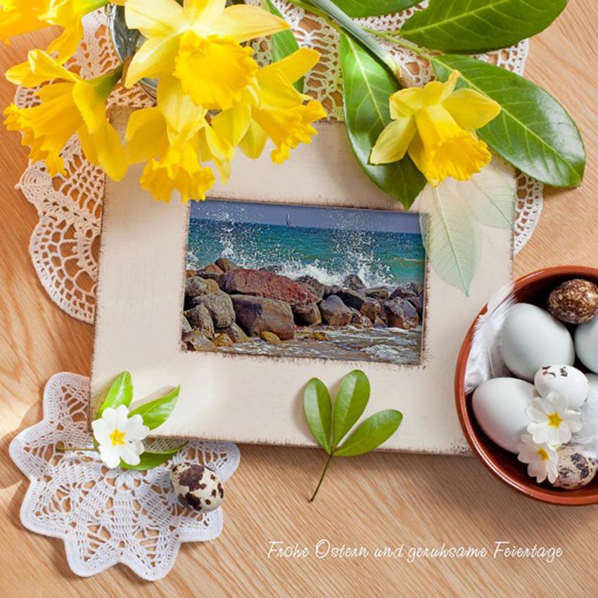 Ich wünsche allen ein frohes Osterfest
