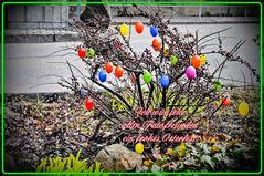 Ich wünsche allen Fotofreunden ein schönes Osterfest