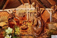 Ich wünsche allen Freunden der Fotocommunity: Frohe Weihnachten