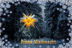 Ich wünsche euch allen ein Frohes Fest!