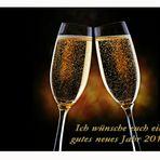 Ich wünsche euch allen ein gutes neues Jahr 2010