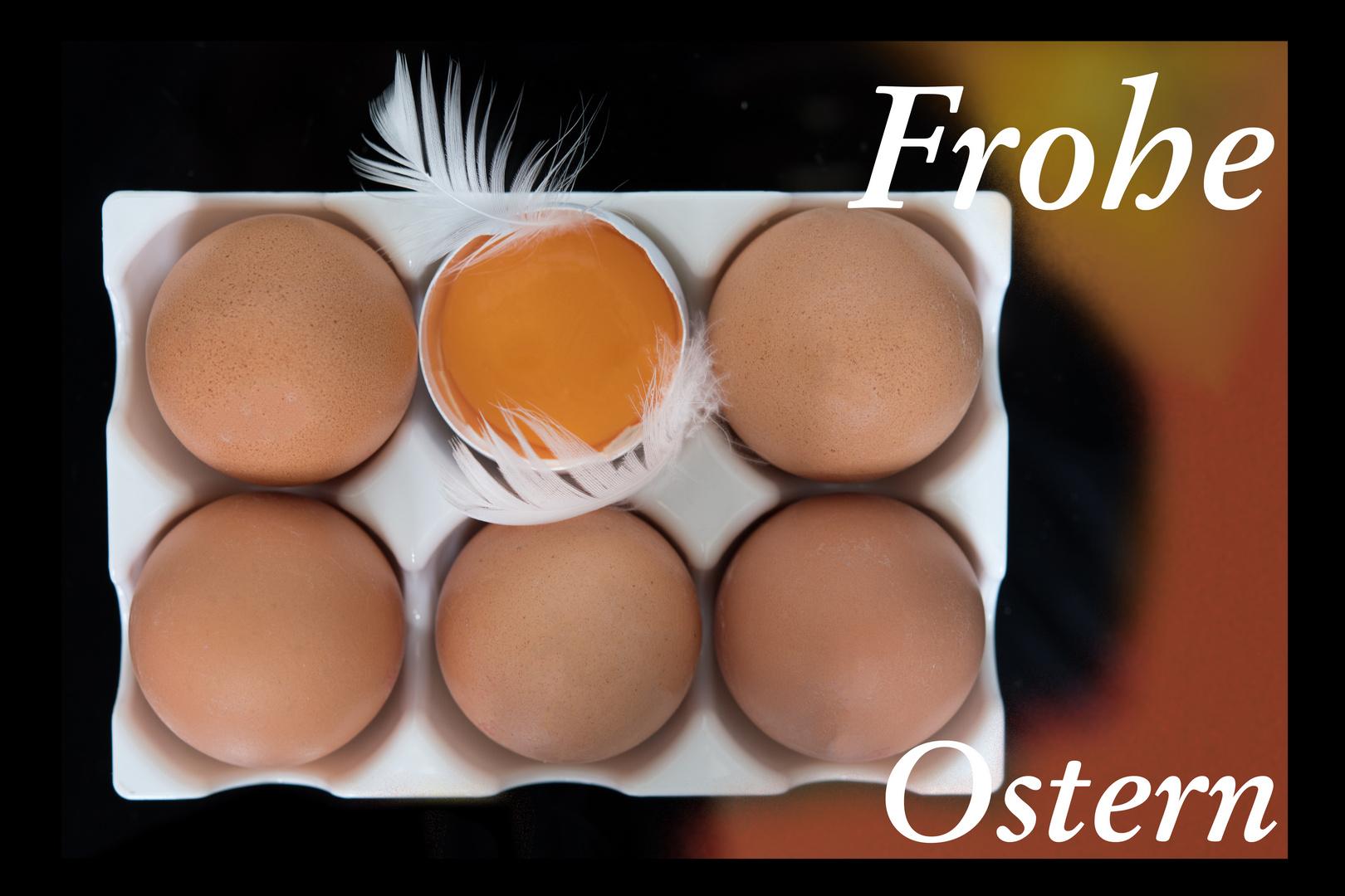 Ich wünsche euch allen ein schönes Osterfest