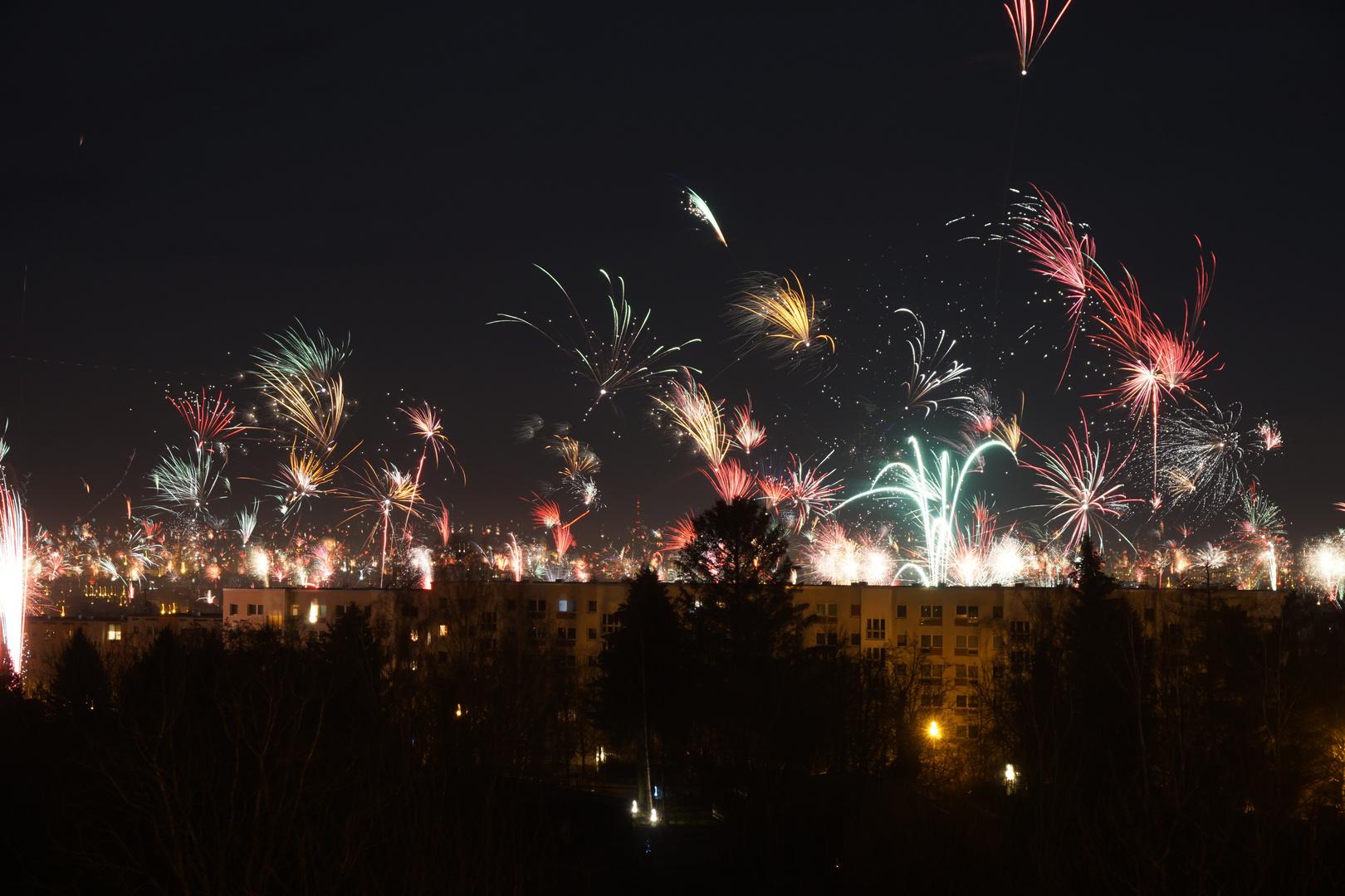 Ich wünsche euch ein frohes, neues Jahr. Foto & Bild | silvester ...