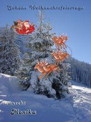 Ich wünsche Euch ein frohes Weihnachtsfest