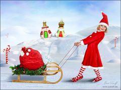 Ich wünsche Euch eine frohe Weihnachtsfeier !