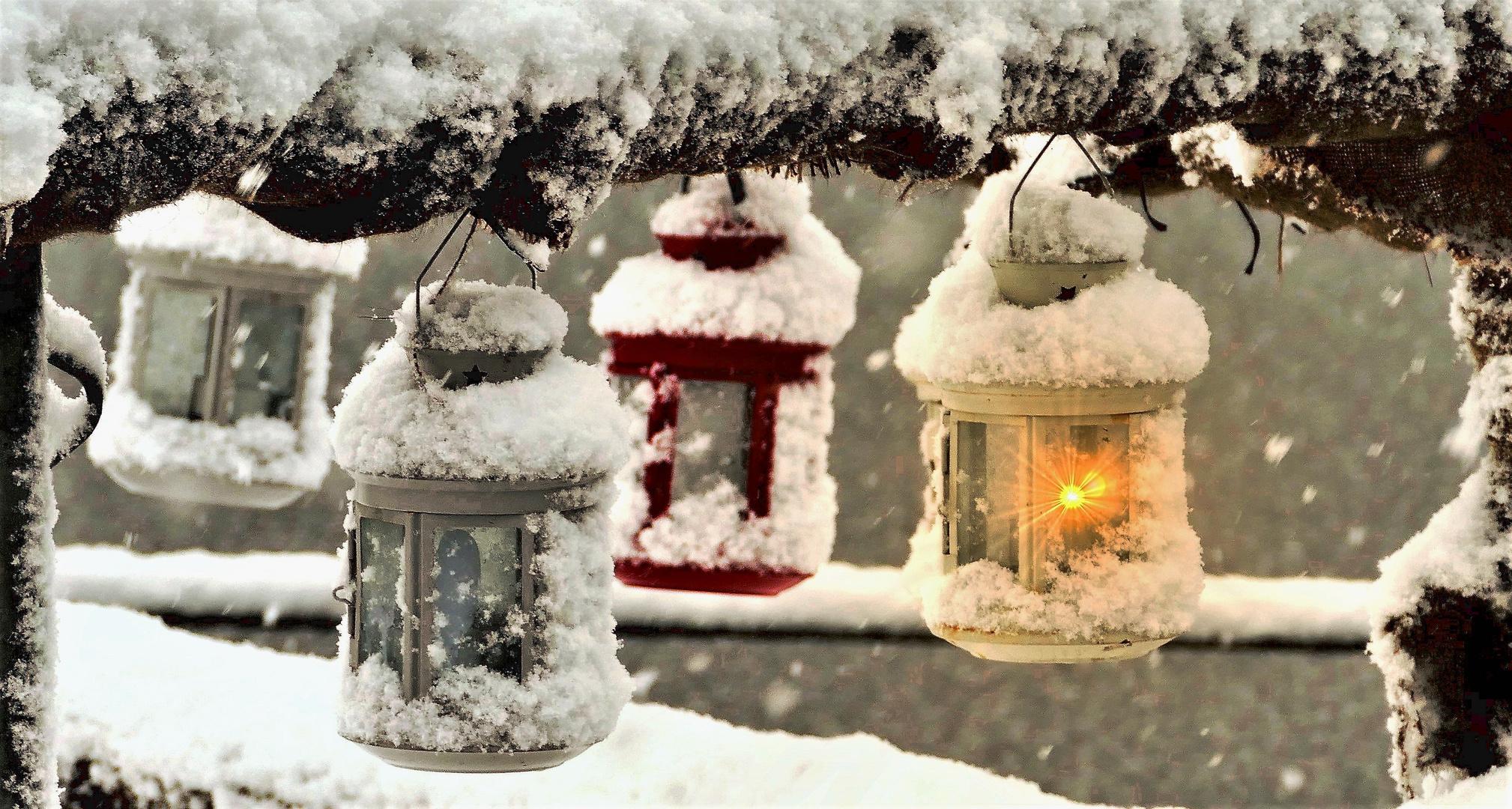 Ich wünsche euch einen schönen 1. Advent