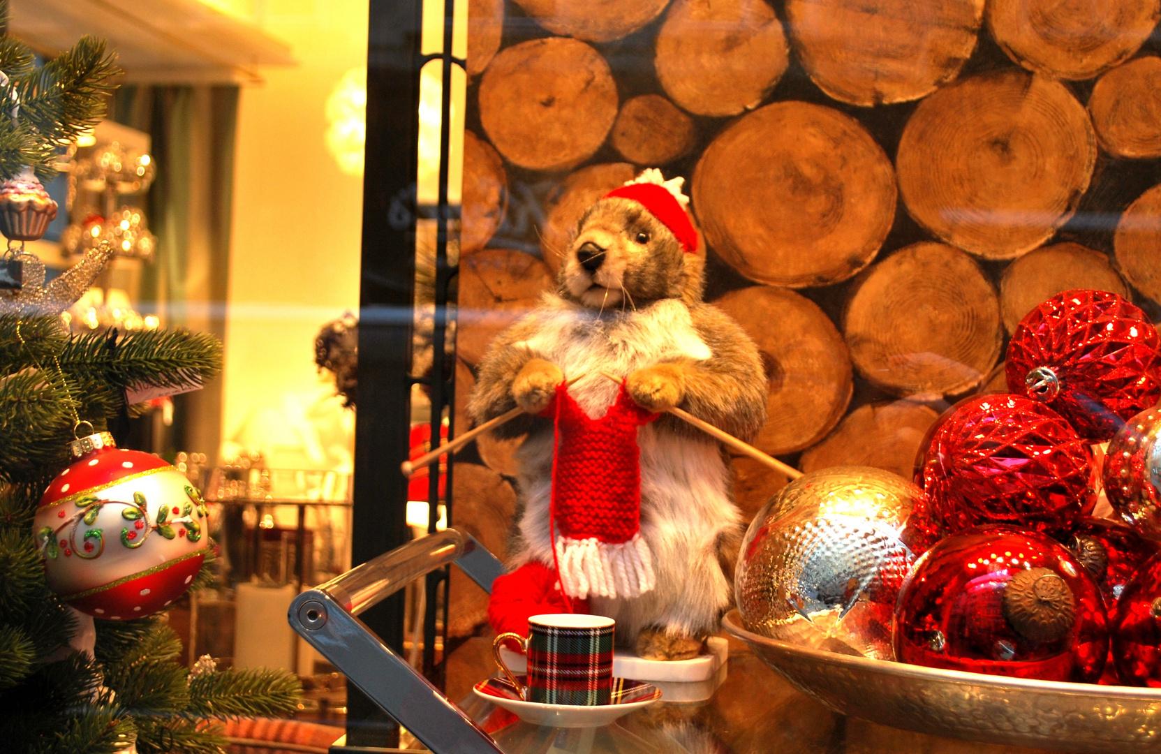 Ich wünsche Euch von Herzen ein frohes Weihnachtsfest :o)