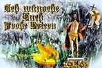 Ich wünsche Euche Frohe Ostern