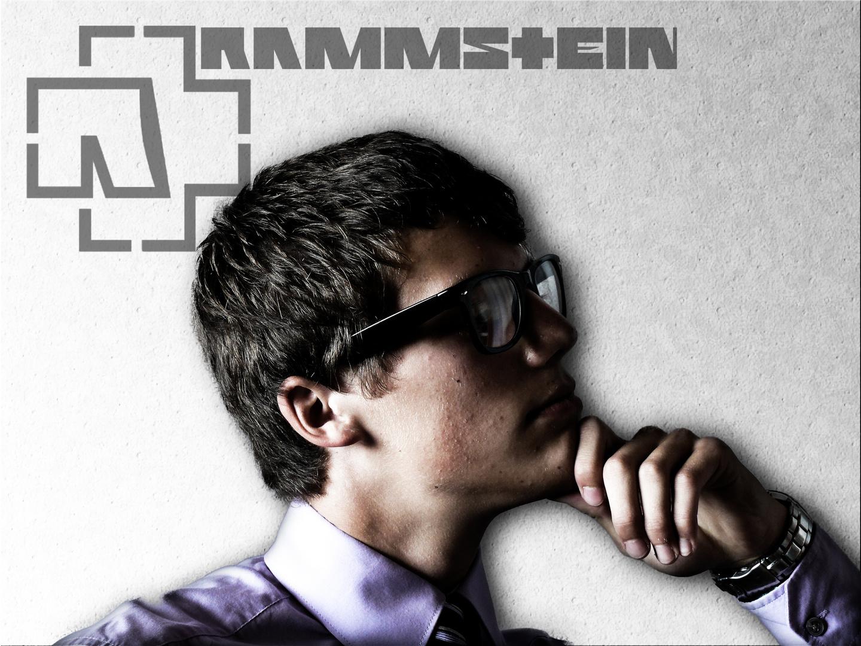 Ich......liebe Rammstein