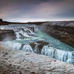 Icy Gullfoss