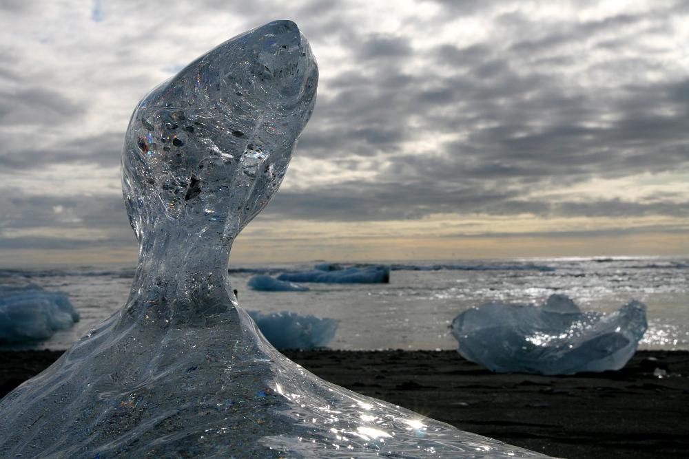 Icy Submarine