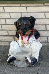 Ideen muß man habe - ob sich ein Hund hier angesprochen fühlt?