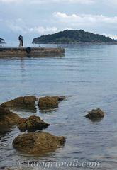 Idilio en Playa de Formentor
