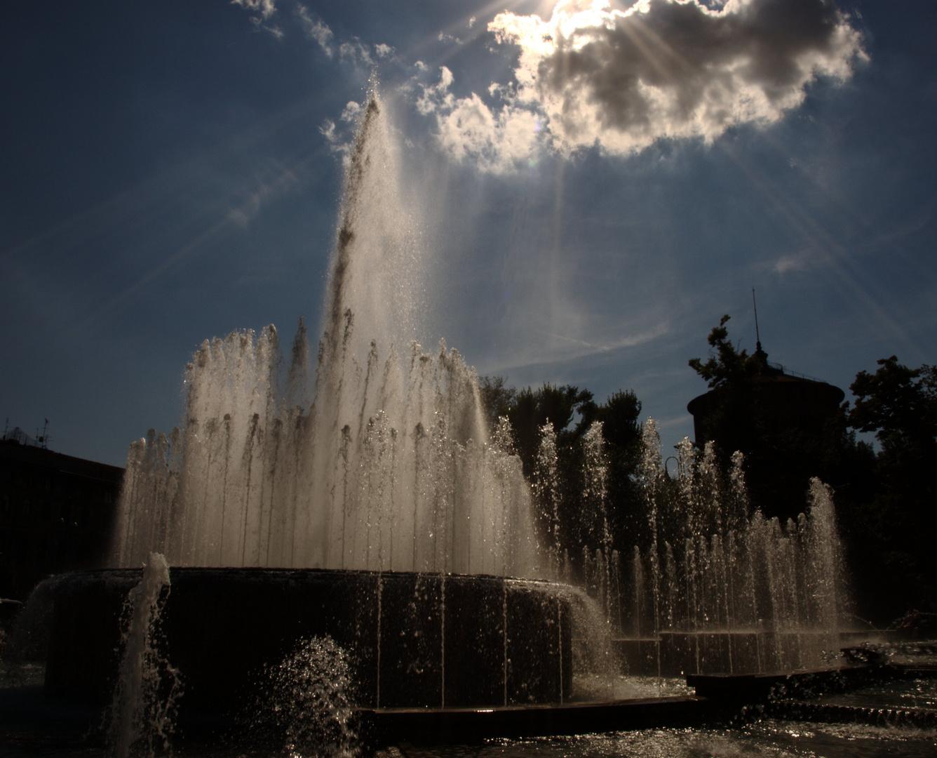 Idle Fountain