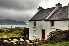 Idylle auf Achill Island, Ireland
