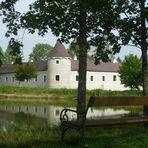 Idylle beim Schloss Waldreichs
