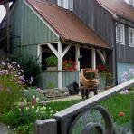 Idylle in der Altstadt von Vellberg