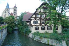 Idylle in Esslingen