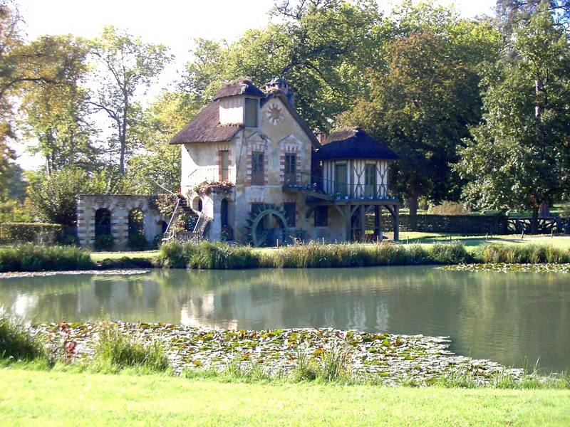 Idylle in Versailles