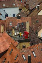 Idylle über den Dächern von Schwäbisch Hall