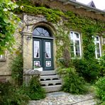 Idyllischer Hauseingang 1