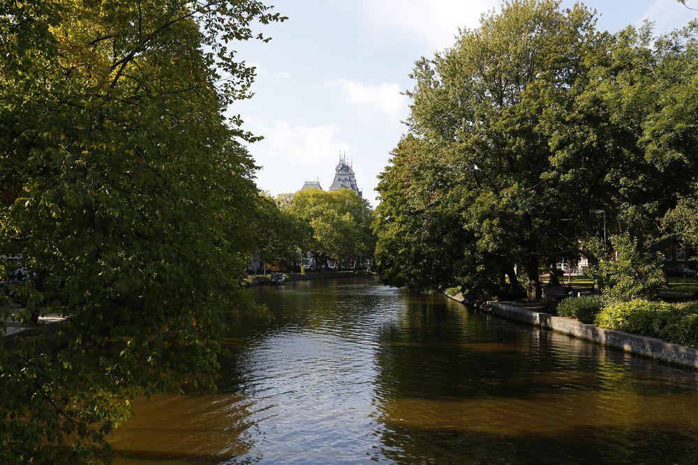 Idyllisches Amsterdam (I)