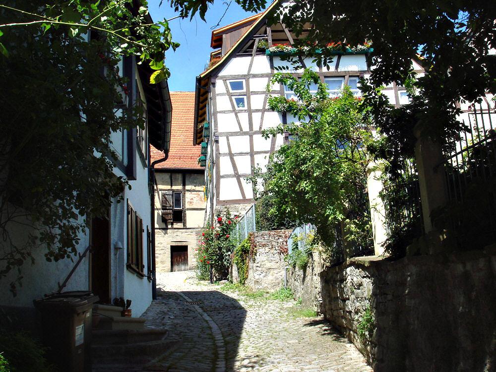 idyllisches Bad Wimpfen