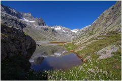 idyllisches Bergseelein