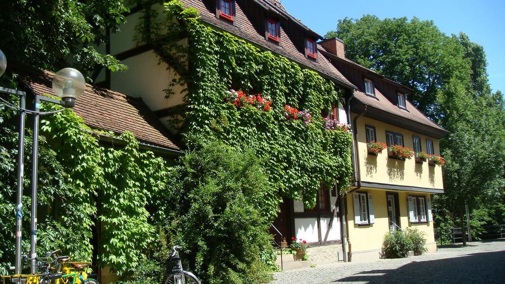 .......idyllisches Erfurt