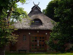 Idyllisches Haus im Norden