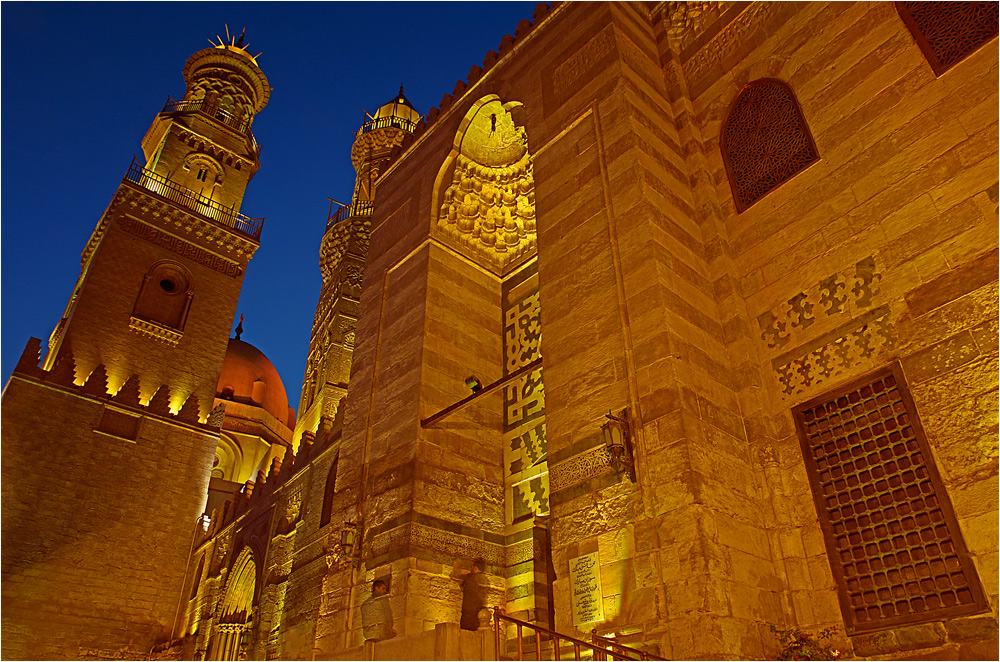 Idyllisches Kairo
