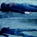 if I lay face down on the ground - would you walk all over me?