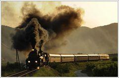 IGE-Eisenbahn-Romantik-Rundfahrt - I
