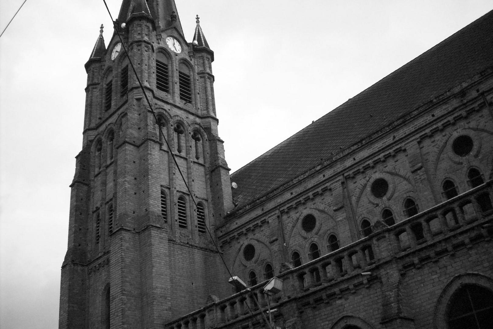Iglesia Barrio Triste