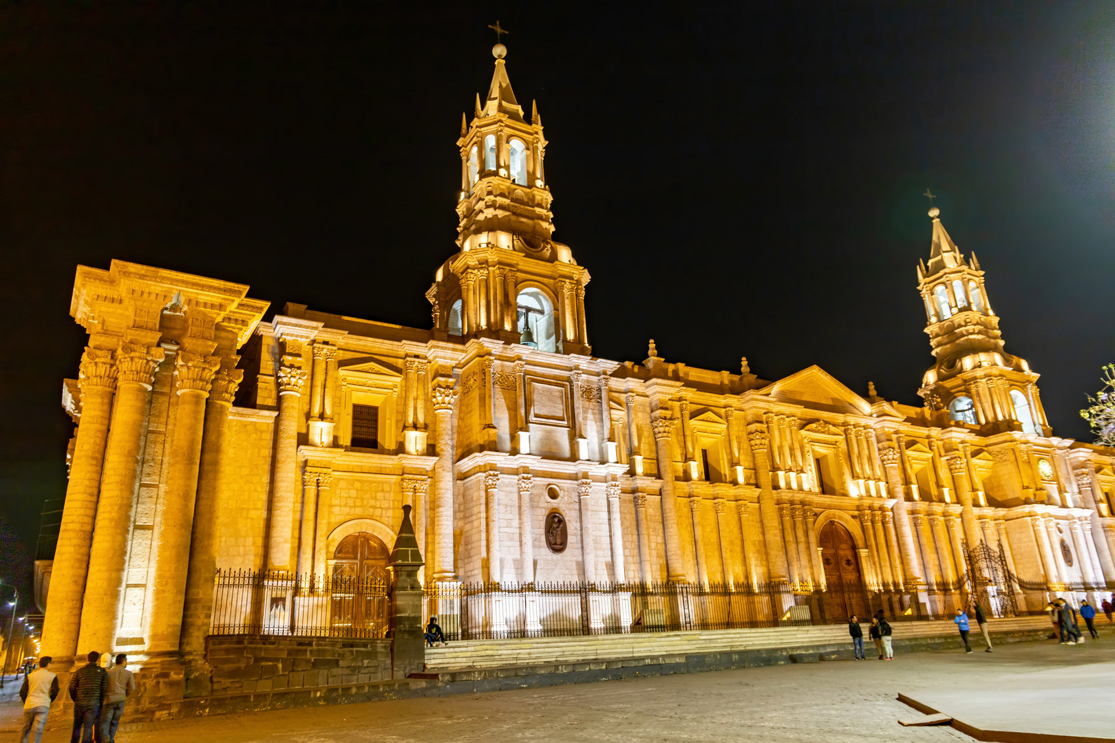 Iglesia Catedral de Arequipa
