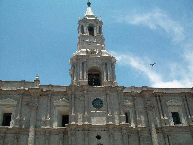 Iglesia de Arequipa