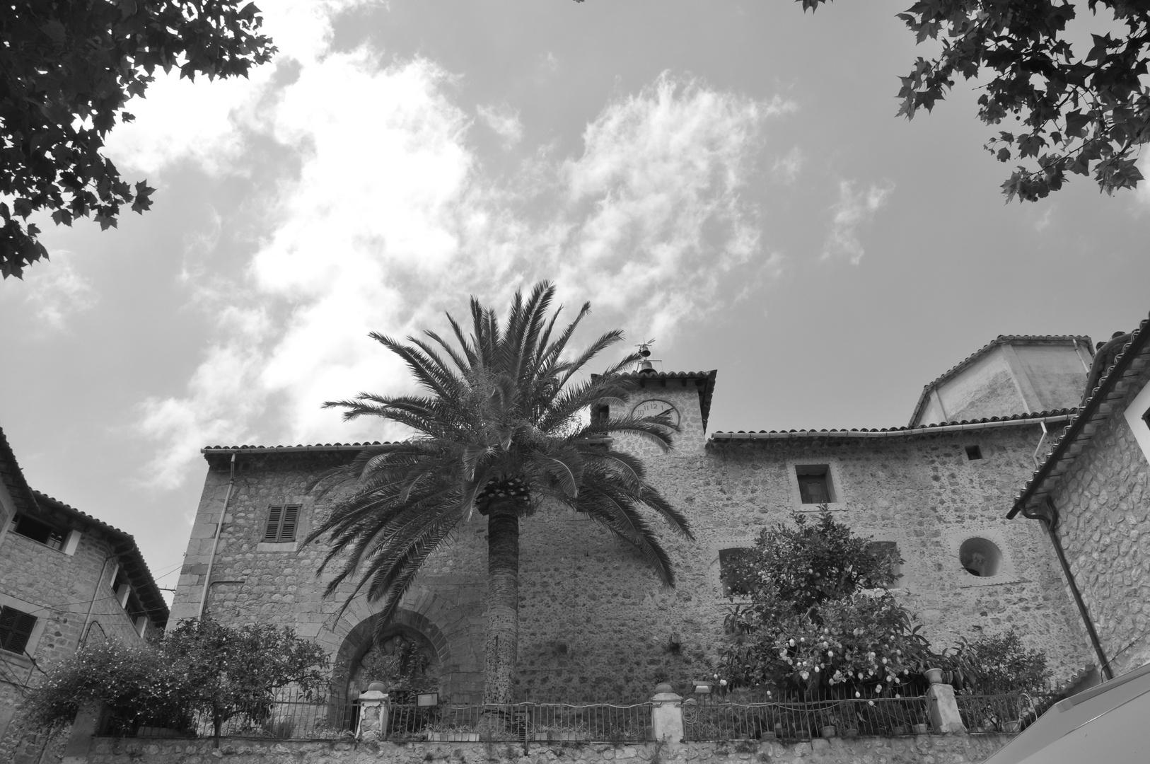 iglesia de Fornalutx
