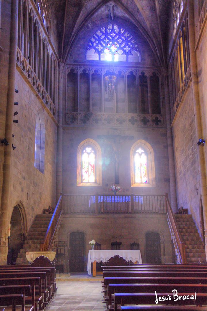 Iglesia de Getaria